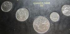 1970 Canada CUSTOM YEAR Set (6 Coins UNC.)