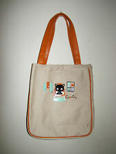 CHOCOCAT CHOCO CAT HELLO KITTY FRIEND SCHOOL BAG CASE NEW SANRIO VINTAGE 2005