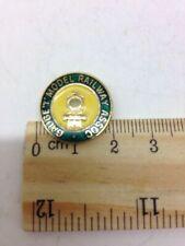 More details for vintage gauge 1 model railway association enamelled pin badge - excellent