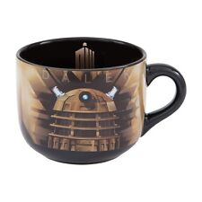 DOCTOR WHO - DALEK - SOUP MUG - BRAND NEW 20 OUNCES - COFFEE DR 16053
