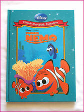DISNEY PIXAR FINDING NEMO STORY BOOK - Classic Colourful 96 pg Hardcover - NEW