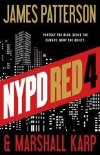 NYPD Red 4 by James Patterson and Marshall Karp (2016), NEW 7 CDs Unabridged