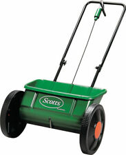 Scotts EvenGreen Miracle Grow Wheel Drop Lawn Grass Grain Seed Spreader
