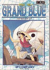 One Piece doujinshi Zoro Zolo x Luffy Benn x Shanks Grand Blue M2Company 82p