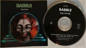 BABBLE * THE STONE * CD   -  Thompson Twins