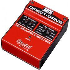 RADIAL ENGINEERING - TONEBONE JDX DIRECT-DRIVE