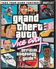 Grand Theft Auto Official Strategy Guide Brady Games Book Windows 98/ME/2000/XP