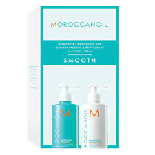 Moroccanoil Smoothing Shampoo and Conditioner Duo - 500ml - Same Day Dispatch