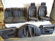 A4 8E Avant Innenausstattung Stoffsitze MIT Sitzheizung Audi Audi A4 8E