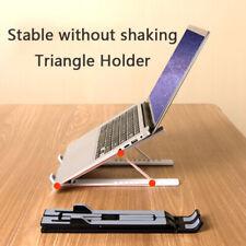 Adjustable Laptop Tablet Stand Notebook Riser Holder Ergonomic Portable Free shi