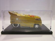 """HOT WHEELS LIBERTY PROMOTIONS 2008 SUMMER SMASH """"I WAS THERE"""" DRAG BUS 328/400"""