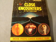 Vintage 1978 Topps Close Encounters Of The Third Kind Empty Display Box