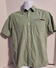 Tommy Hilfiger Men's Size Large Button up Shirt short sleeve