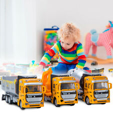 Toys for Boys Construction Truck Vehicle Excavator Car 2 3 4 5 6 7 8 9 Xmas Gift