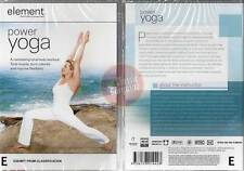 POWER YOGA Element Mind & Body Experience NEW DVD workout muscle burn calories