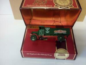 479-MATCHBOX MODELS OF YESTERYEAR SPECIAL EDITION LEYLAND 3 TON SUBSIDY LORRY