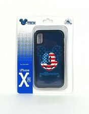 Disney Parks 4th of July American Flag Mickey Apple iPhone Xr Cellphone Case NEW