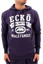 Ecko Mens Boys Overhead Hoodie Star Hip Hop G Time Is Skater Money Huracan