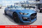2020 Ford Mustang Shelby GT500 Fastback 2020 Shelby GT 500 5 Star tuning, JLT cold air intake