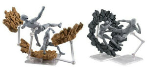 Explosion Scene Stone Special Effects Blast Figure Model Ornaments Collect Gifts