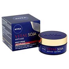 Nivea Vital Soja Anti-Age Night Cream Mature Skin 50 ml