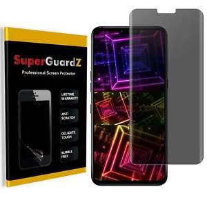 SuperGuardZ Privacy Anti-Spy Screen Protector Guard Shield Film For LG V50 ThinQ