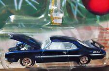 JOHNNY LIGHTNING 70 1970 MERCURY CYCLONE SPOILER HOLIDAY MUSCLE CHRISTMAS CAR
