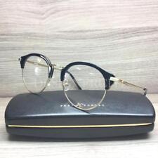 Pret A Porter 17PP105301 Eyeglasses Black Gold Authentic