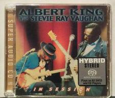 Albert King / Stevie Ray Vaughan - In Session  SACD (Hybrid, Remastered)