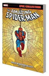 AMAZING SPIDER-MAN: GREAT RESPONSIBILITY EPIC COLLECTION TPB