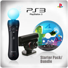 Playstation: mover Starter Pack/Paquete ~ PS3 (en gran condición)