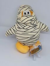 CLUB PENGUIN - MUMMY - SERIES 15 PLUSH - BRAND NEW - WITH TAG & COIN