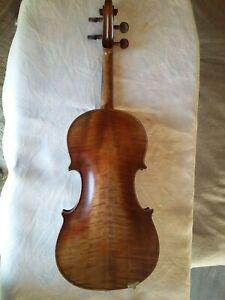 Ancien violon old french violin steiner mirecourt laberte jtl thibouville geige