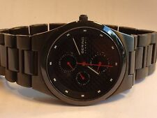Bering Mens Ceramic Calendar watch 32339-782  rrp £299