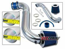 "BLUE 1995 1996 1997 1998 1999 S-Series 1.9L DOHC Short Ram Air Intake+ Filter 3"""