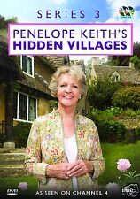 Penelope Keith's Hidden Villages - Series 3 [UK TV SHOW] (DVD)~~~~NEW & SEALED