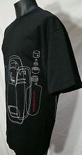 VTG Calvin Klein CRAVE Promo T Shirt Large Cologne