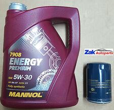 FORD KA 1.3i 2002-2009 Kit di ricambio > & FILTRO OLIO 5 litro di olio motore