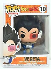 Dragonball Z Vegeta Funko Pop Vinyl Figure 2016 Number 10