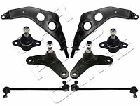 FOR BMW MINI ONE COOPER S CONVERTIBLE 01-06 LOWER WISHBONE SUSPENSION ARM SET