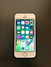 Apple iPhone 5s - 16GB - Silver (Unlocked) Smartphone