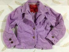 Esprit Girls Velour Blazer Jacket Size 3
