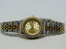 Pierre Cardin Diamond Two Tone Quartz Analog Ladies Watch