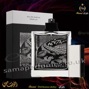 Rumz Al Rasasi 9459 CROC 50ml-Men •Leather/Amber •Distributors-RASASI UK & EU