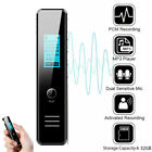 OLED Digital Voice Activated Recording Body Sound Audio Recorder Dictaphone MP3