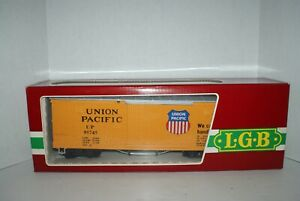 LGB G Scale Union Pacific UP95745 Boxcar #4067
