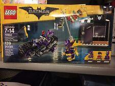 LEGO The Batman Movie Catwoman Catcycle Chase 70902 NEW Sealed 139 Pcs