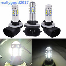 Headlights For Polaris Sportsman 500 800 CREE LED Super White Bulbs 3 Pack USPS