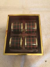 Lenox Set of 4 Metal Napkin Rings