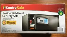 Sentry Security Safe 1.1 cu ft. Electronic Card Access Residential Hotel Alarm